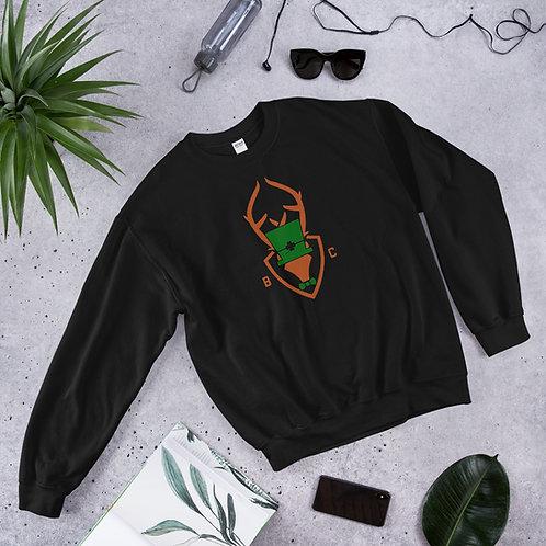 St. Patty's Bucky Unisex Sweatshirt