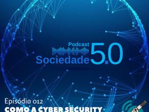 Gravação de Podcast Sociedade 5.0