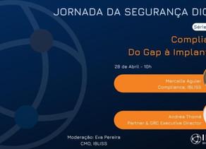 Jornada da Segurança Digital - Compliance: Do Gap à Implantação