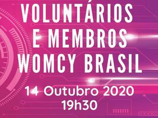 WOMCY realiza 1o. Encontro de Membros e Voluntários no Brasil aberto ao público