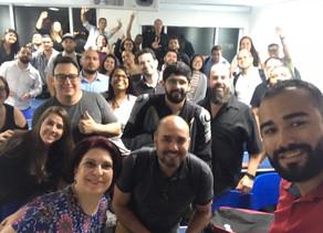 Aula de Controles Internos de TI no MBA da Impacta