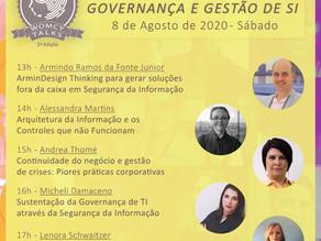 WOMCY Live Talks - Webinars Governança e Gestão de TI