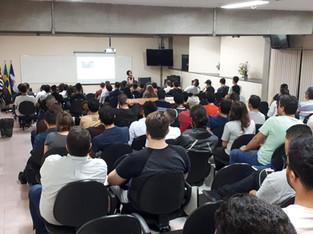 Palestra na FATEC São Caetano do Sul - Mulheres em TI