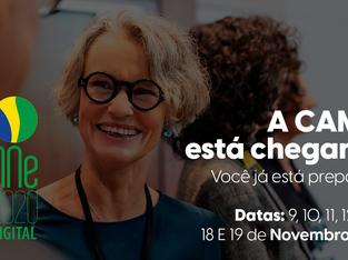 CAMNe - Conferência Anual de Mentoria de Negócios da ABMEN