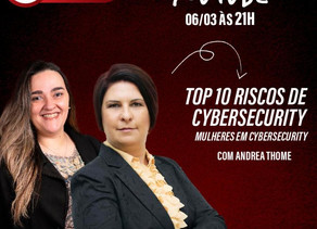 Live Top 10 Riscos de Cybersecurity