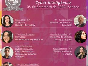 WOMCY Live Talks - Webinars Cyber Inteligência