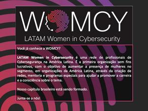 WOMCY - Women in Cybersecurity Brasil