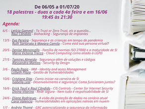1o. Congresso Online de Cybersecurity da WOMCY - LATAM Women in Cybersecurity