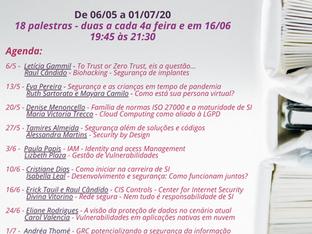 1o. Congresso Online de Cybersecurity da WOMCY - LATAM Women in Cybersecurity