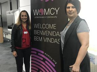 Kick-Off WOMCY - LATAM Women in Cybersecurity no Brasil