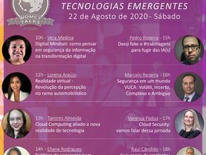 WOMCY Live Talks - Webinars Tecnologias Emergentes