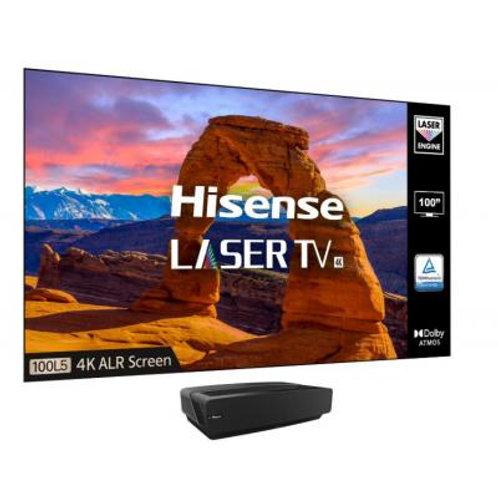 """Hisense 100"""" 100L5FTUK-B12 Laser TV"""