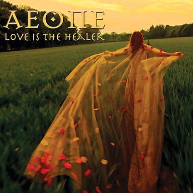 Love is the Healer Digital Cover less pr