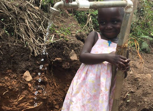 An update: Clean Water for Christmas
