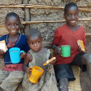 Feeding the Batwa During Quarantine