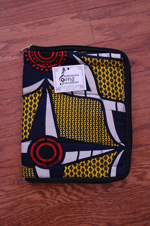 iPad or large tablet fabric case