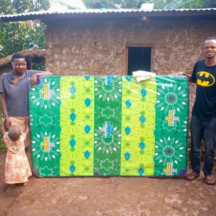 Mattresses for the Batwa!
