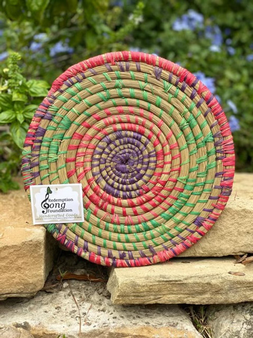 Multicolored Trivet