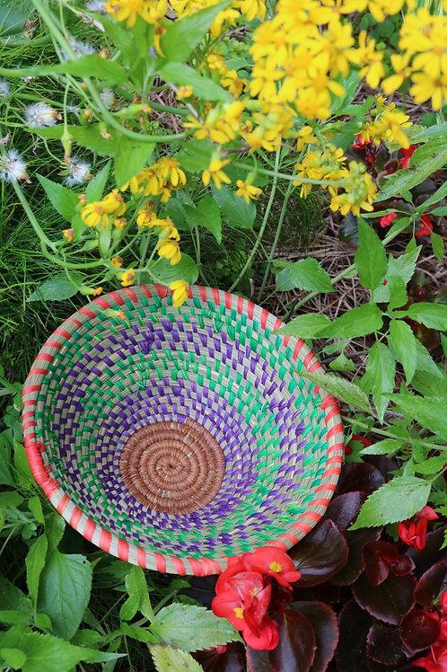 XL multicolor bowl