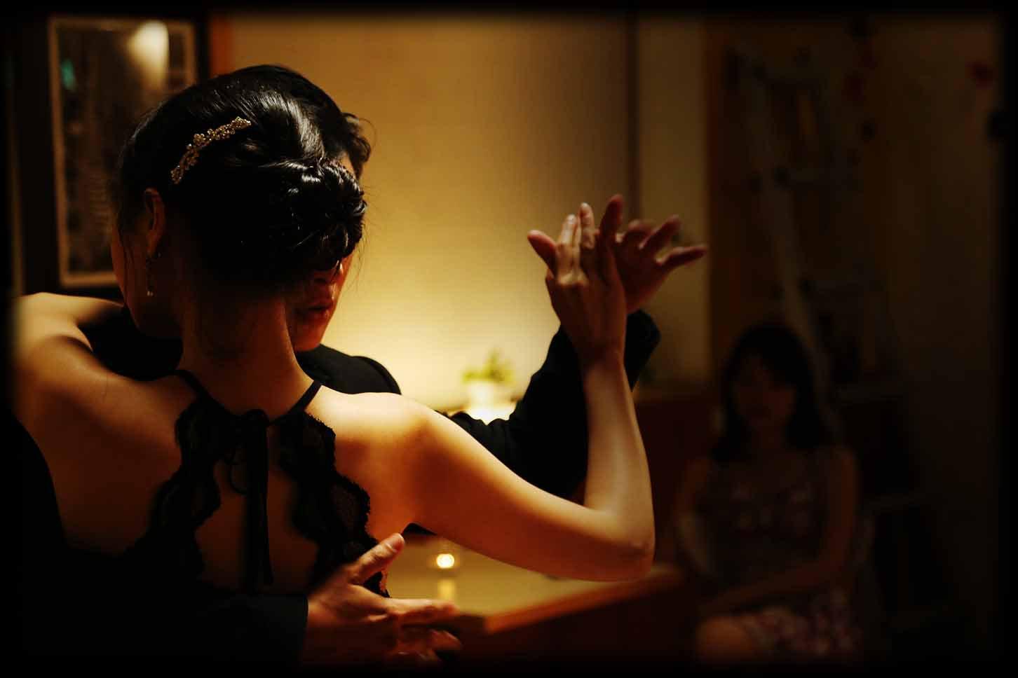 擁抱的質感 | 台北阿根廷探戈專業課程教學