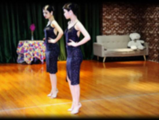 站姿 | 台北阿根廷探戈專業課程教學