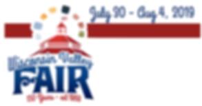 Wisconsin Valley Fair Logo 2019