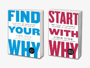 Find Your Why, Start With Why, Simon Sinek