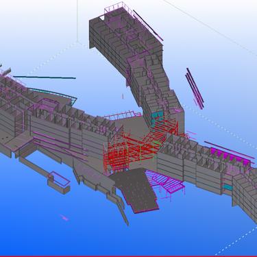 Isomatrixes Structural Steel Detailing Nashik Maharashtra India