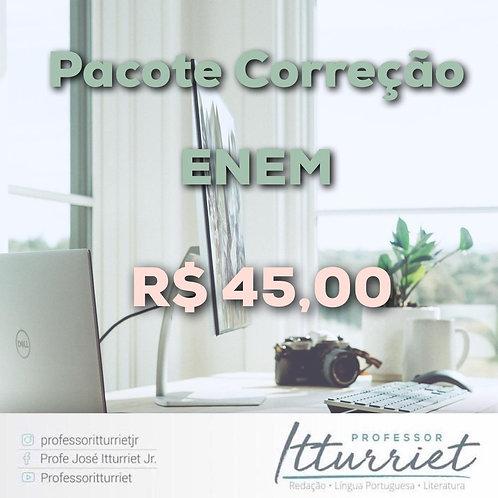 Pacote Correção ENEM