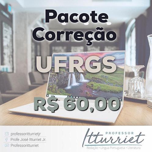 Pacote Correção UFRGS