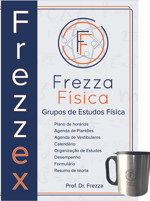 Frezzex + Caneca 200ml da Frezza Física