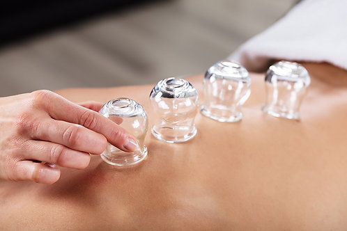 Massage Cupping Body Cocoon, 90 minutes