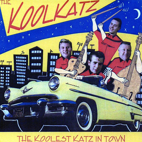 The Koolest Katz In Town