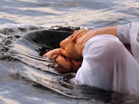 """""""Battesimo in acqua 18 ottobre 2020"""""""