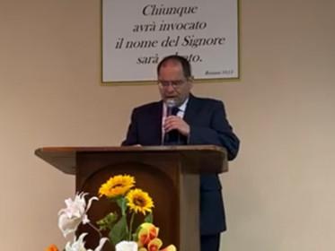 """""""L'ABC del cristiano!"""" Vangelo di Matteo 28:16-20. Pastore Archetto Brasiello"""