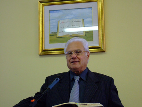 "Pastore ospite ""Carmine Lamanna"" (Giovanni 7:1-9)"