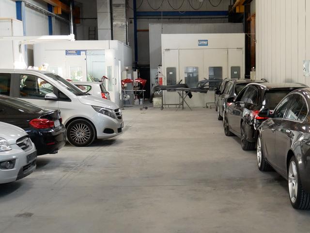 Reifenwechsel und -service