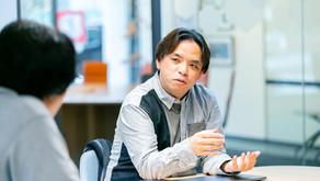 メディカルサポネットさまの人気コーナー「医療テックPlus」にて代表の峯が受けたインタビューが公開されました