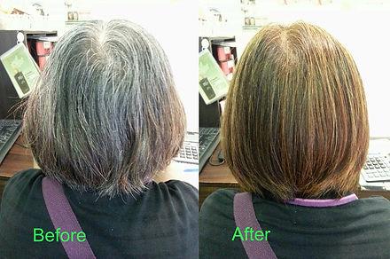Herbal Hair Treatment