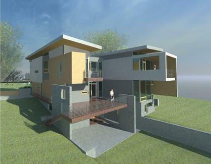 6 degree house
