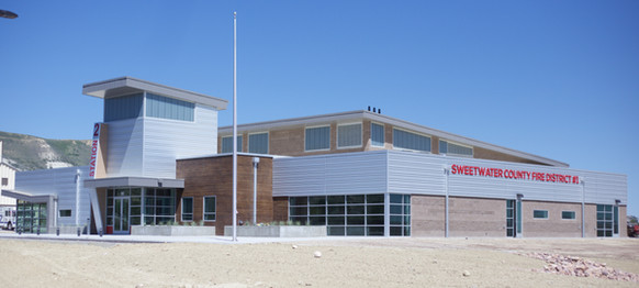 sweetwater county fire station