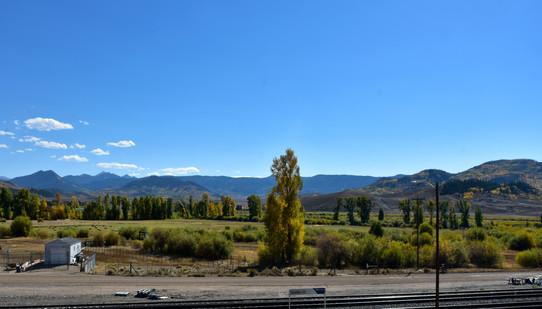 south facing views