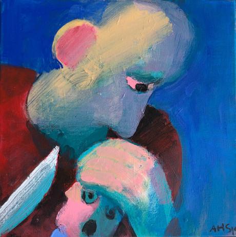 Abraham og Isak 2