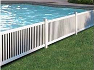 Pool Fencing - 8ft x 3ft