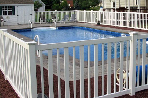Pool Fencing - 8ft x 4ft