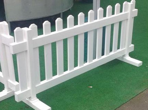 "Event Fencing - 6ft x 33"" (Flatpack)"