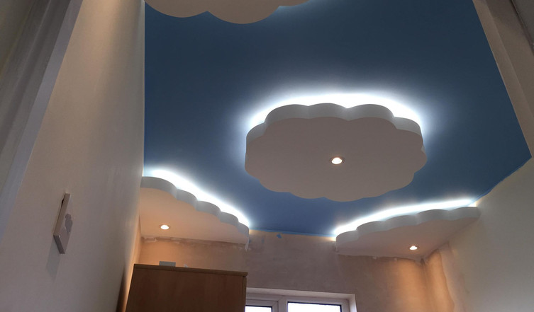 Ceiling Design work