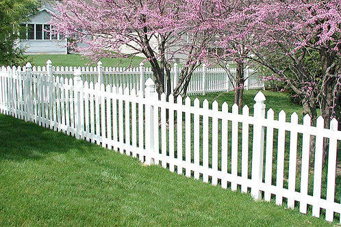 Picket Fence - 6ft x 4ft
