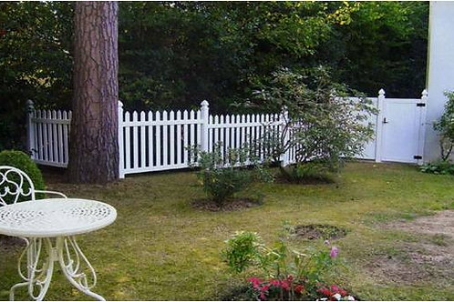 Picket Fence - 6ft x 3ft