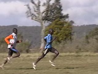 S'entrainer a la Kenyane...